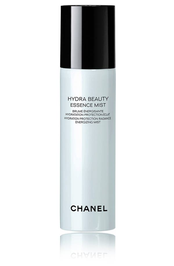 Alternate Image 1 Selected - CHANEL HYDRA BEAUTY ESSENCE MIST Hydration Protection Radiance Energizing Mist