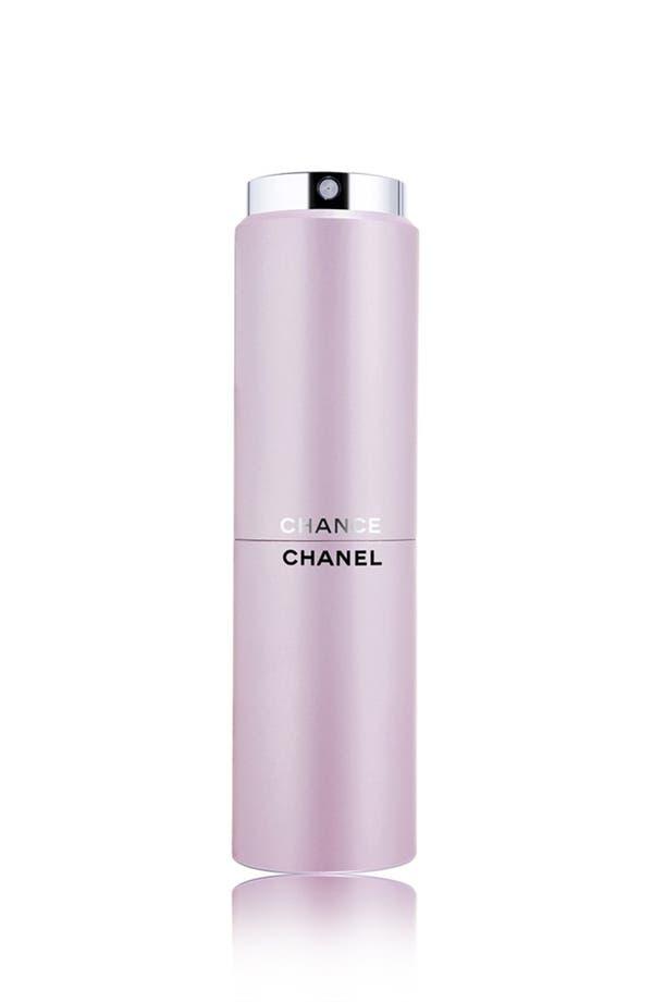 Main Image - CHANEL CHANCE  Eau de Toilette Twist & Spray