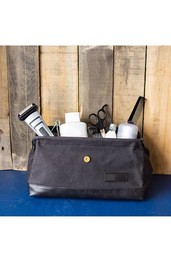 Alternate Image 8  - Cathy's Concepts Monogram Travel Case