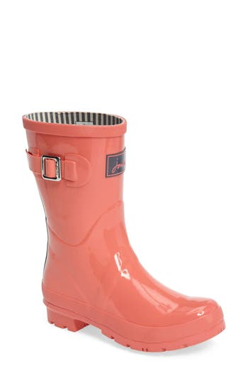 Joules 'Kelly Welly' Rain Boot (Women)