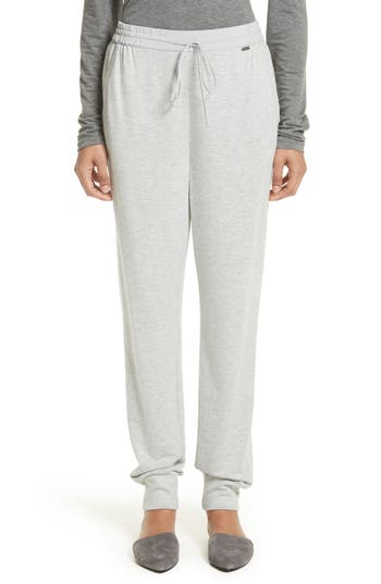 St. John Collection Mélange Fine French Terry Pants