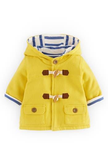 Mini Boden Cotton Jersey Duffle Jacket Baby Boys Nordstrom