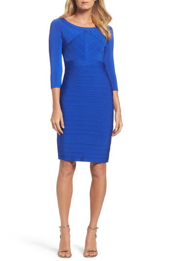 JS Collections Bandage Midi Dress