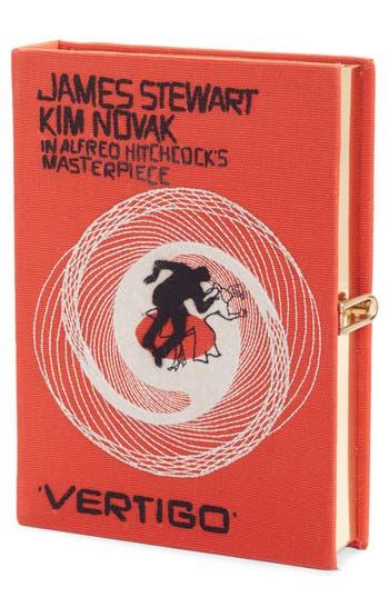 Olympia Le-Tan Hitchcock - 'Vertigo' Book Clutch