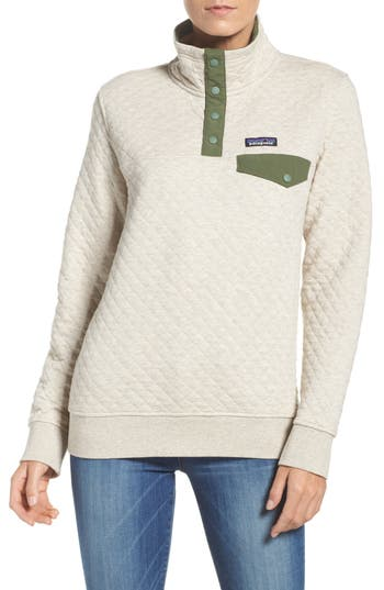Patagonia Snap-T® Quilted Pul..