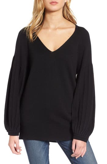 Ella Moss Francesca V-Neck Sweater