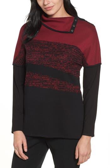 Ming Wang Turtleneck Sweater