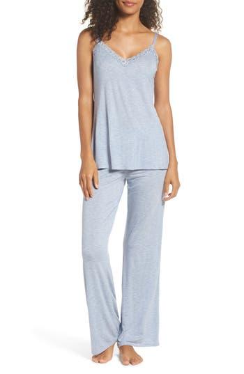 Natori Feather Knit Pajamas