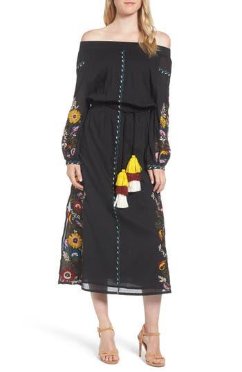 MISA Los Angeles Cerra Midi Dress
