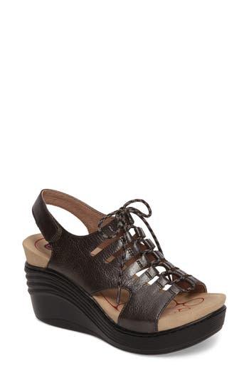 BIONICA Sirus Wedge Sandal..