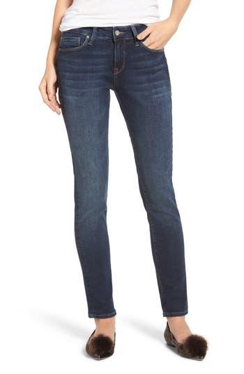 Mavi Jeans Alexa Stretch Ankle Skinny Jeans (Deep Blue Tribeca)