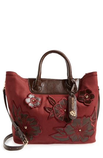 Tommy Bahama Casbah Canvas Satchel