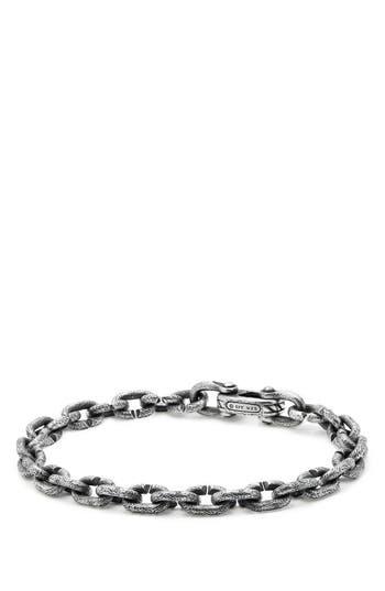 David Yurman Shipwreck Chain Bracelet 6mm