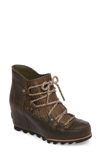 SOREL Sandy Waterproof Wedge B..