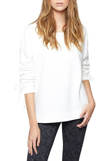 Sanctuary Camden Ruched Sweatshirt