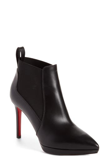 Christian Louboutin Crochinetta Bootie (Women)