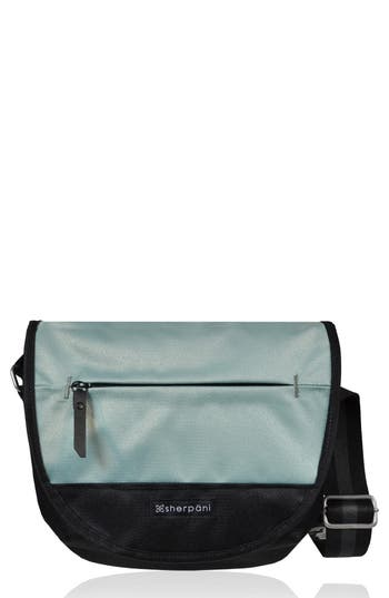 Sherpani Milli Water Resistant RFID Picket Messenger Bag