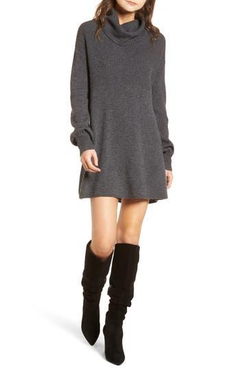 Treasure & Bond Turtleneck Sweater Dress