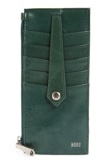 Hobo 'Linn' Leather Card Case