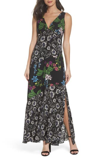 Sam Edelman Floral Maxi Dress Nordstrom