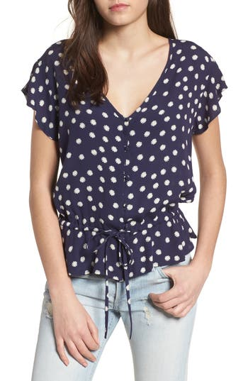 Bretton Print Top by Rails