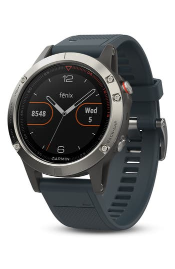 Garmin Fenix 5 Premium Multisport GPS Watch 47mm