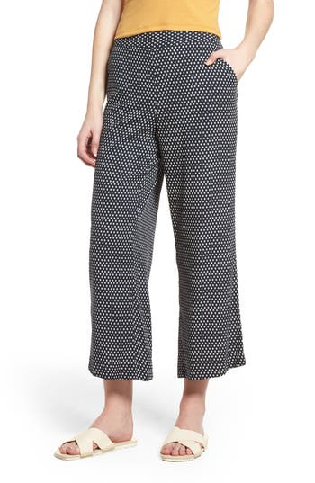 Crop Wide Leg Pants by Hinge