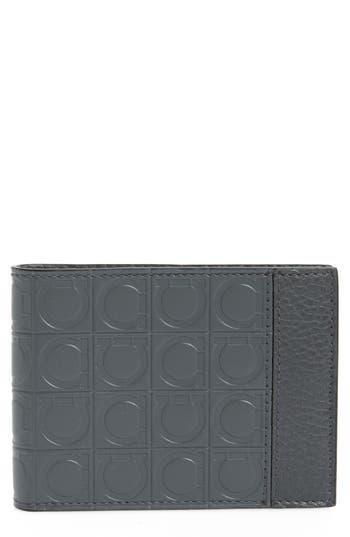 Firenze Gamma Leather Wallet by Salvatore Ferragamo