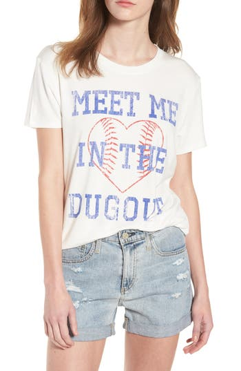 Meet Me In The Dugout Tee by Prince Peter