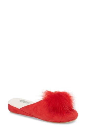 Pretty Pouf Slipper by Patricia Green