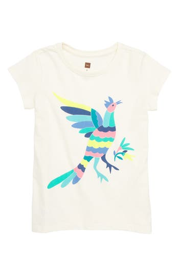 Otomi Bird Graphic Tee