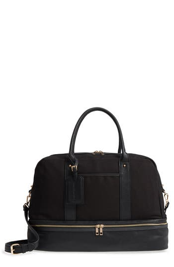 Faux Leather Weekend Bag by Sole Society