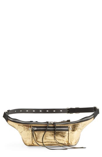 Small Elliot Leather Fanny Pack by Rag & Bone