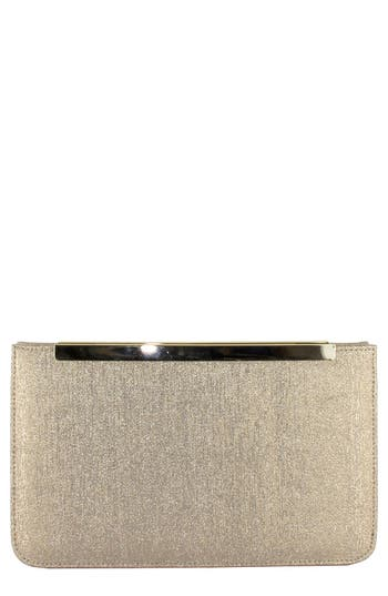Menbur Metallic Clutch