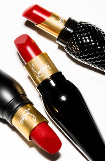 Rouge Louboutin Velvet Matte Lip Colour,                             Alternate thumbnail 4, color,