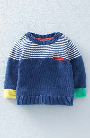Mini Boden Fun Knit Sweater Baby Boys Amp Toddler Boys