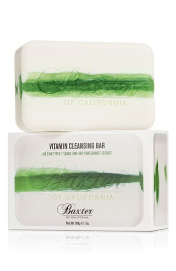 Alternate Image 2  - Baxter of California Italian Lime & Pomegranate Vitamin Cleansing Bar