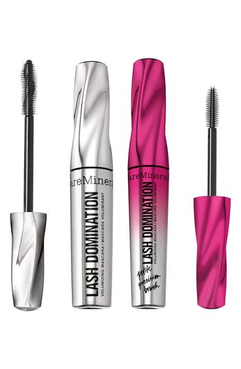 Double Up Mini Lash Domination<sup>®</sup> Volumizing Mascara Duo,                             Main thumbnail 1, color,                             No Color