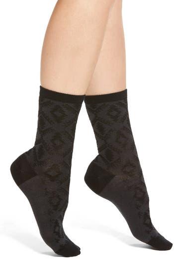 Pendleton 'Diamond River' Anklet Socks
