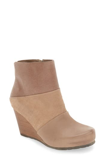 OTBT 'Dharma' Wedge Bootie (Women)