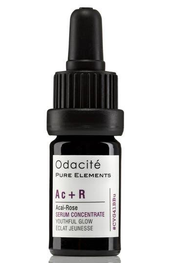 Ac + R Açai-Rose Youthful Glow Facial Serum Concentrate,                         Main,                         color, No Color