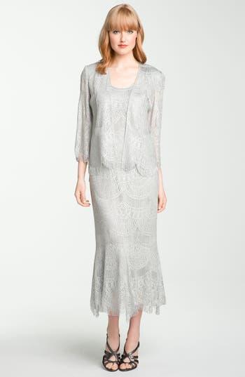 Damianou Lace Dress Amp Jacket Nordstrom