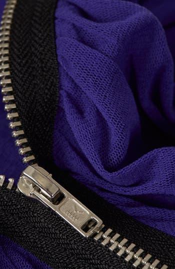 Alternate Image 3  - Topshop Ruched Wrap Bodice Skater Dress