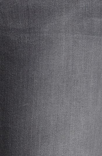 Alternate Image 3  - edyson 'Sloan' Skinny Jeans (Grey Wash)