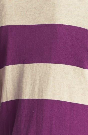 Alternate Image 4  - Halogen® Elbow Patch V-Neck Cardigan