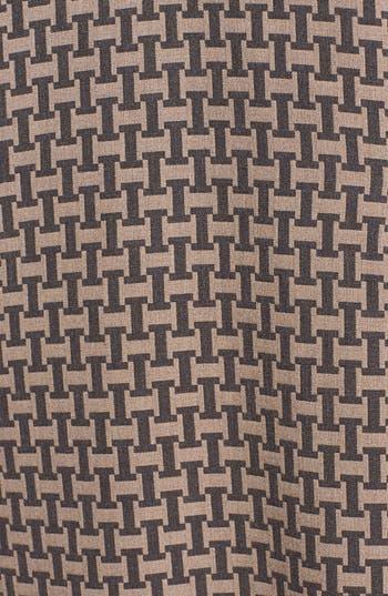 Alternate Image 3  - Ivy & Blu Jacquard Shift Dress (Plus Size)