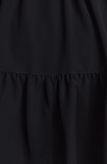 Alternate Image 3  - KENZO Twill Ruffle Skirt