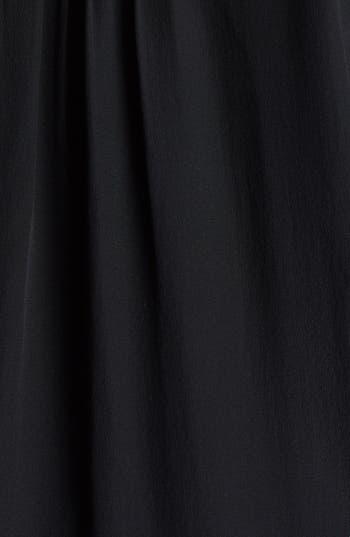 Alternate Image 3  - Daniel Rainn Silk Crepe Blouse (Plus Size)