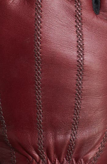 Alternate Image 2  - Fownes Brothers Tech Fingertip Leather Gloves