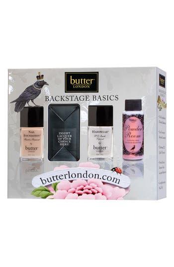 Main Image - butter LONDON 'Backstage Basics' Customizable Set ($40 Value)